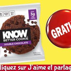 know better gratuit 240x240 - Obtenez un échantillon gratuit du nouveau biscuit Know Better Cookie