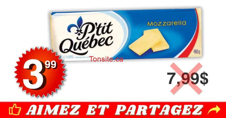 PTIT QC 399 799 OFF - Barres de fromage kraft P'tit Québec 3.99$ au lieu de 7,99$