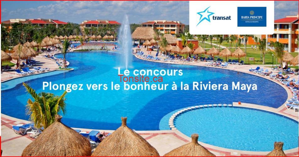 RIVIERA MAYA2 - Gagnez un forfait tout-inclus d'une semaine pour deux personnes à l'hôtel Grand Bahia Principe Coba, à la Riviera Maya, au Mexique