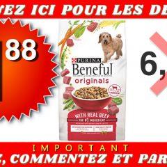 beneful 188 697 240x240 - Nourriture sèche pour chiens Beneful à 1,88$ au lieu de 6,97$