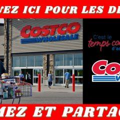 costco abonement 240x240 - Costco: Obtenez un bon-cadeau gratuit de 20 $ avec toute nouvelle adhésion