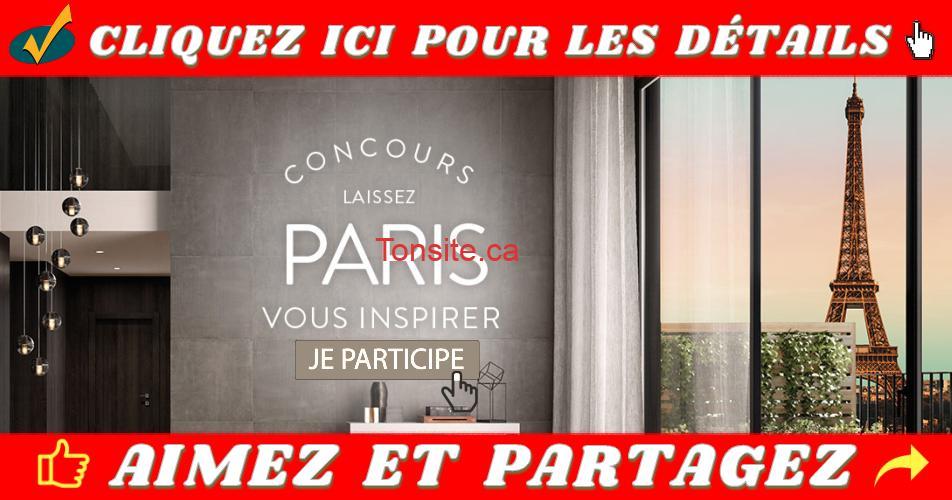 paris concours1 - Participez et gagnez un voyage pour 2 à Paris