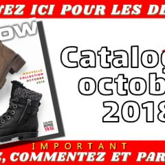 yellow catalogue octobre 240x240 - Chaussures Yellow: Nouveau catalogue octobre 2018
