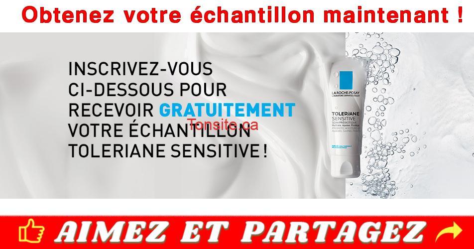 toleriane echantillon - GRATUIT: Obtenez un échantillon gratuit de Toleriane Sensitive de La Roche-Posay