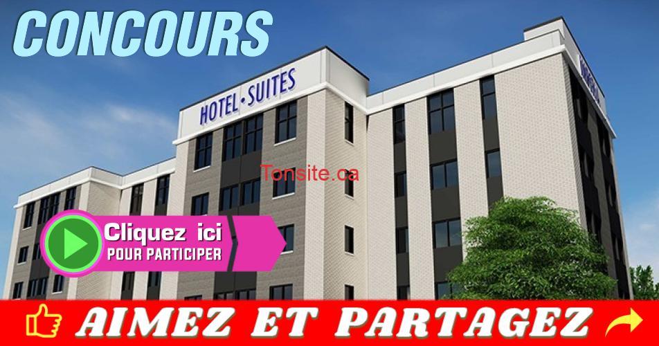 imperia concours - Gagnez un forfait pour 2 dans le nouvel hôtel Imperia dans la région de Boucherville