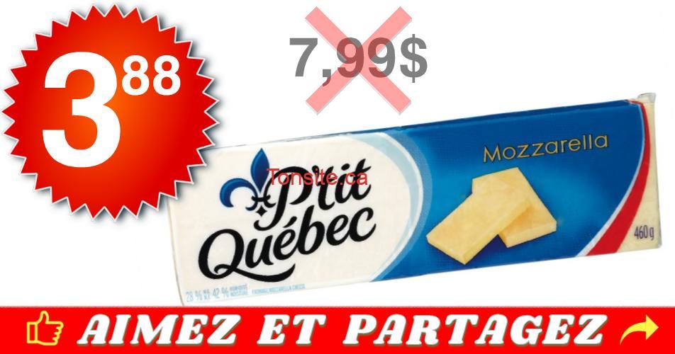 ptit qc 388 799 - Barres de fromage Kraft P'tit Québec 3.88$ au lieu de 7,99$