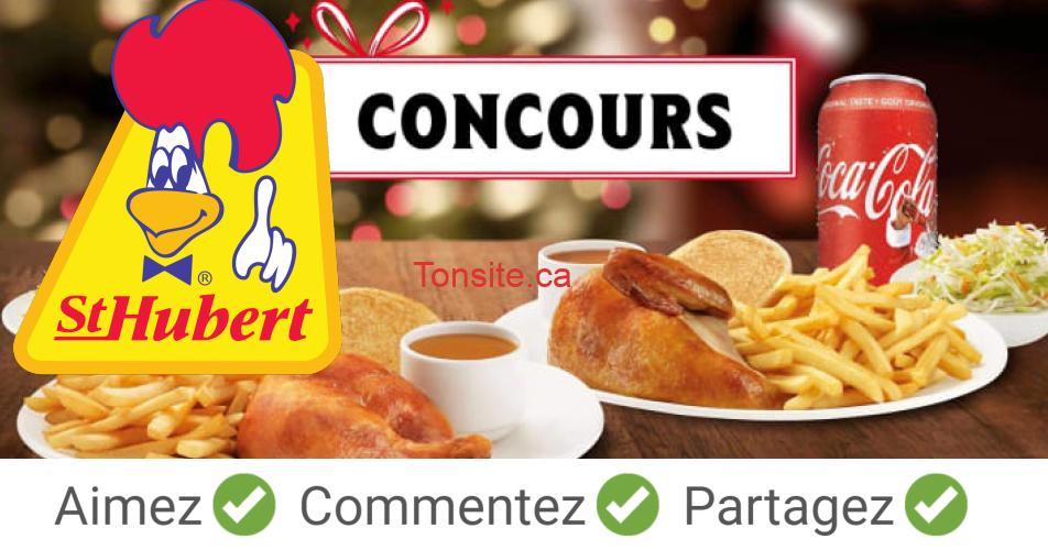 st hubert concours econofetes - Concours des fêtes St-Hubert: Gagnez jusqu'à 10 repas Econofêtes