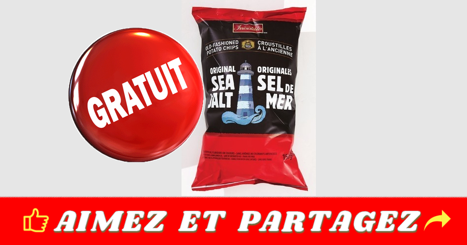 irresistibles coupon metro - Aujourd'hui seulement! : Obtenez un sac de croustilles Irresistibles GRATUIT !