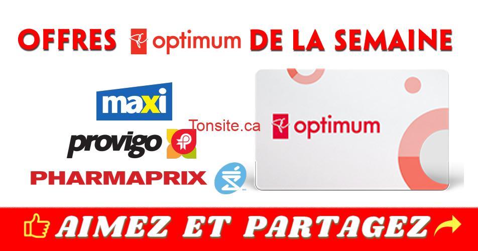 pc optimum offres de la semaine - Offres PC Optimum de la semaine