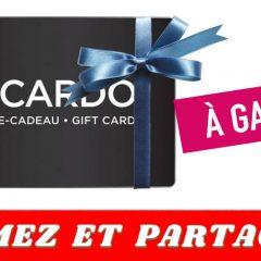 ricardo 2501 240x240 - Concours Radio Canada: Gagnez une carte-cadeau de 250$ Ricardo Cuisine (3 gagnants)