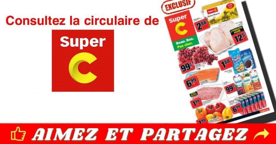 Circulaire Super C