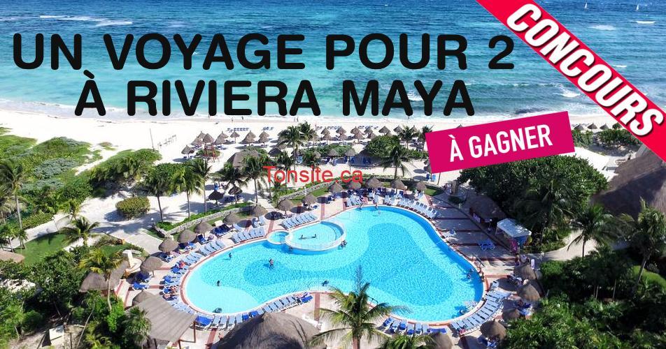 riviera maya concours5 - Gagner un forfait tout inclus pour 2 adultes au Grand Bahia Principe Coba à la Riviera Maya, au Mexique