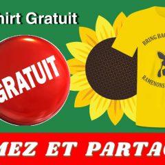 t shirt gratuit 240x240 - Obtenez un T-Shirt GRATUIT !