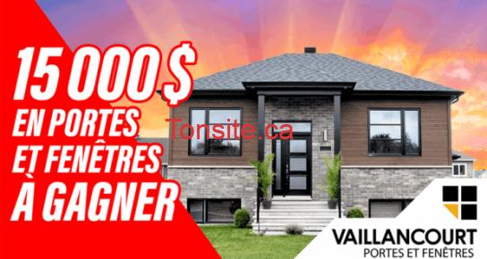 portes fenetres - Participez et gagnez 15,000$ en portes et fenêtres