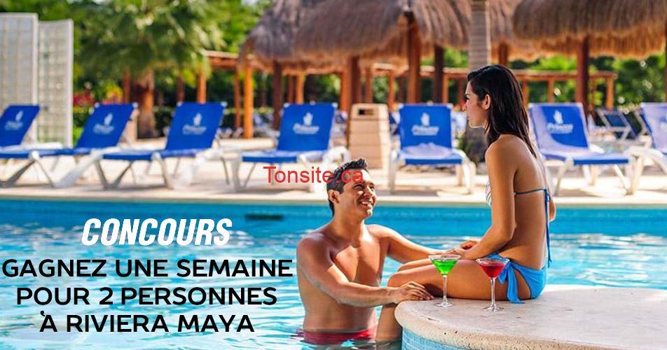 riviera maya concours7 - Gagnez une semaine pour 2 personnes au Grand Sunset Princess All Suites and Spa Resort à Riviera Maya au Mexique!