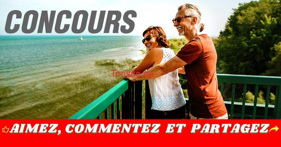 centre qc concours - Gagnez un fabuleux forfait pour 2 personnes au Centre-du-Québec
