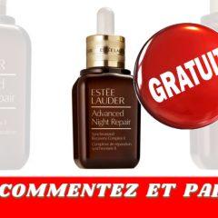 estee lauder gratuit 240x240 - GRATUIT: Obtenez un échantillon gratuit du nouveau sérum Advanced Night Repair d'Estee Lauder