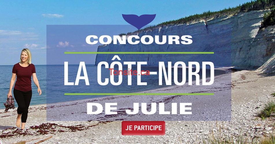 cote nord concours - Gagnez un séjour familial de 4 personnes sur l'île Anticosti (valeur de 3940$)