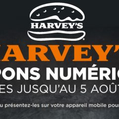 harveys coupons 240x240 - Coupons rabais Harvey's