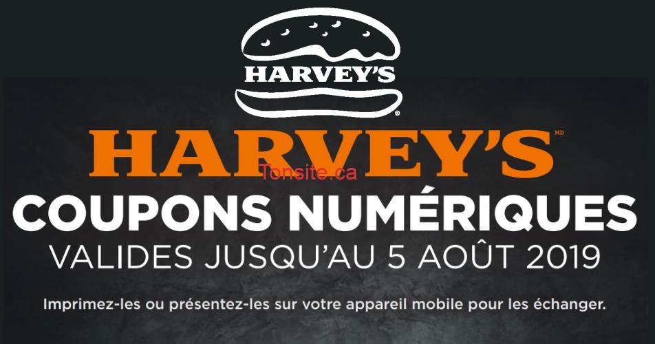 harveys coupons - Coupons rabais Harvey's