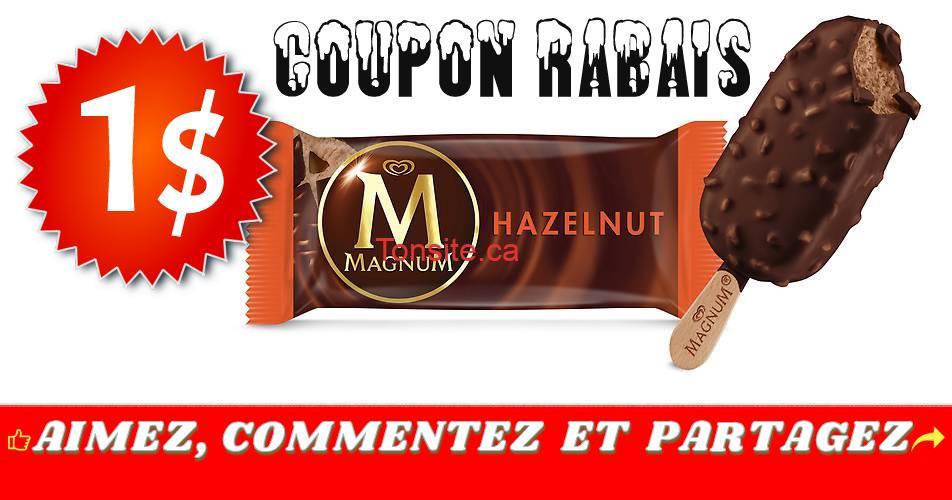 magnum coupon - Coupons rabais sur les produits Breyers et Magnum