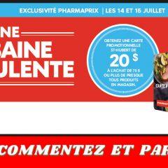 pharmaprix st hubert.png 240x240 - Obtenez une carte cadeau St-Hubert GRATUITE de 20$