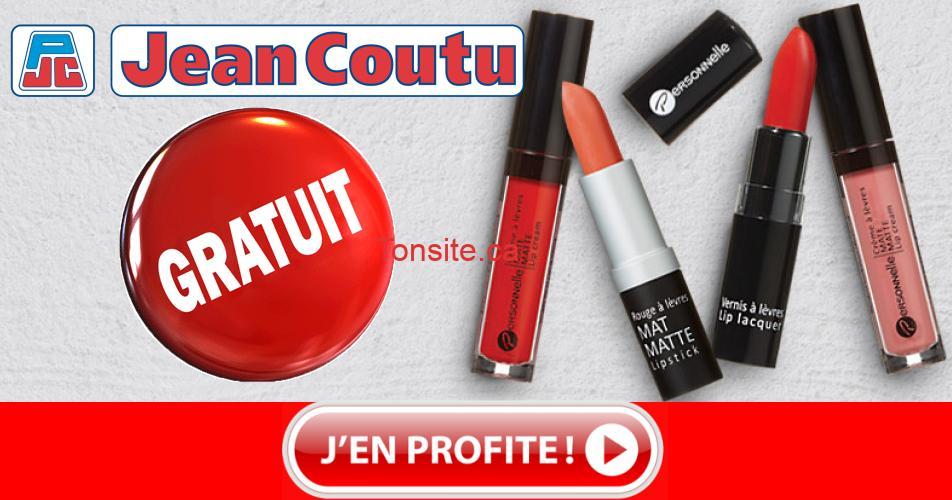 rouge a levres gratuit - GRATUIT: Obtenez GRATUITEMENT un rouge à lèvres Personnelle Cosmétiques mat, vernis à lèvres ou crème à lèvres