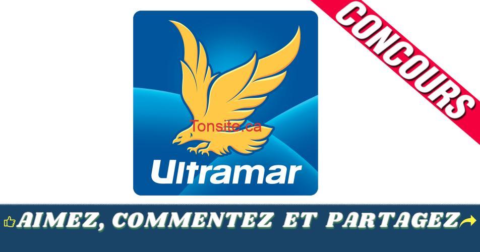 ultramar concours2 - Gagnez 1 des 5 cartes-cadeaux Ultramar de 200$