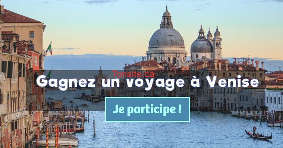 venise concours2 - Gagnez un voyage de rêve à Venise (valeur de 4000$)