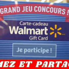 walmart ph 240x240 - 100$ en cartes-cadeaux Walmart à gagner (4 gagnants)