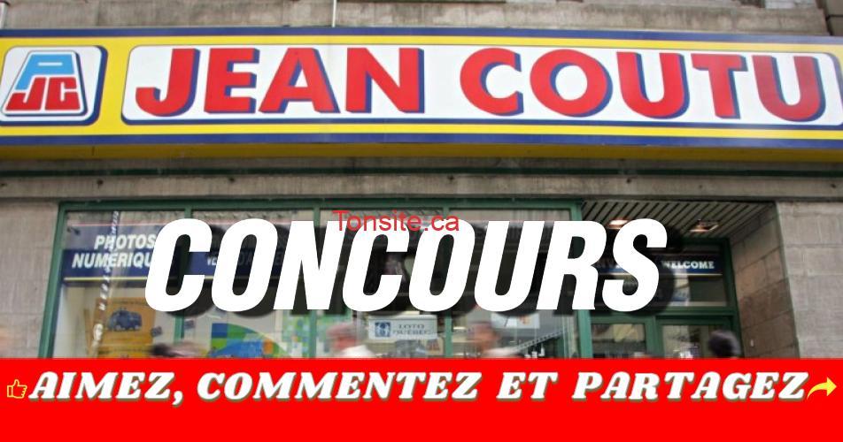 jean coutu concours off - Concours Jean Coutu: Gagnez 1 des 5 cartes-cadeau de 1000$