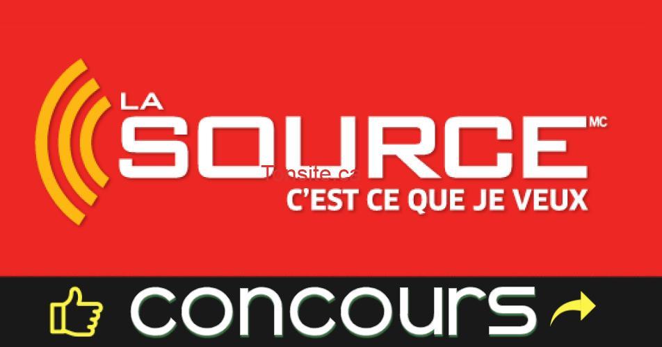lasource concours3 - Concours La Source: Gagnez un ensemble de prix techno pour vos voyages estivaux (valeur de 1194 $)