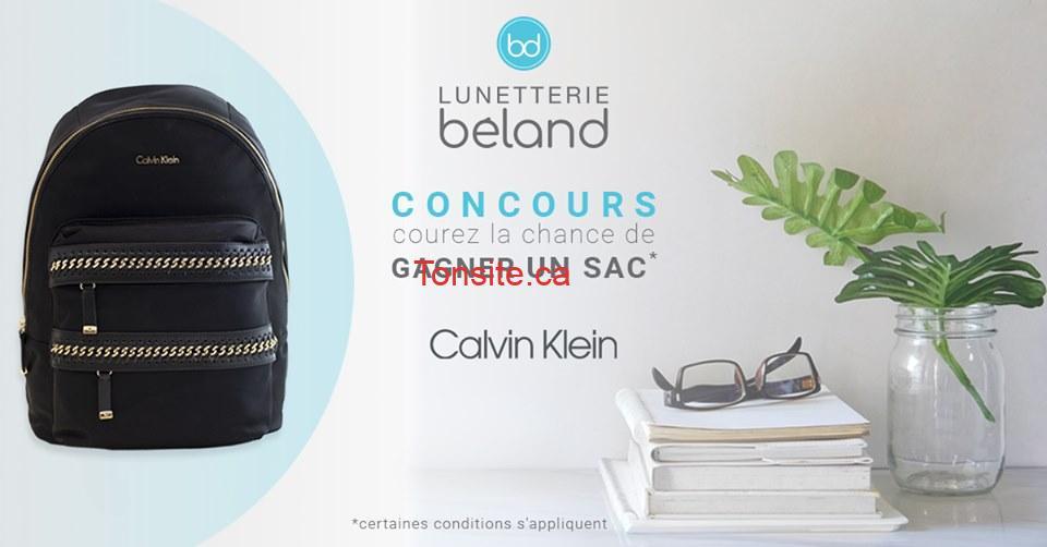calvin klein sac concours - Gagnez un superbe sac Calvin Klein