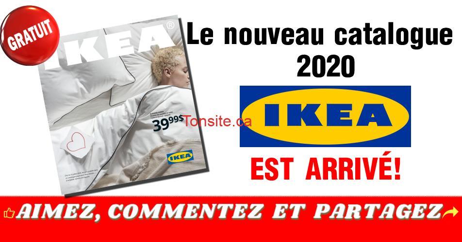 catalogue ikea 2020 - GRATUIT: Obtenez un catalogue IKEA 2020