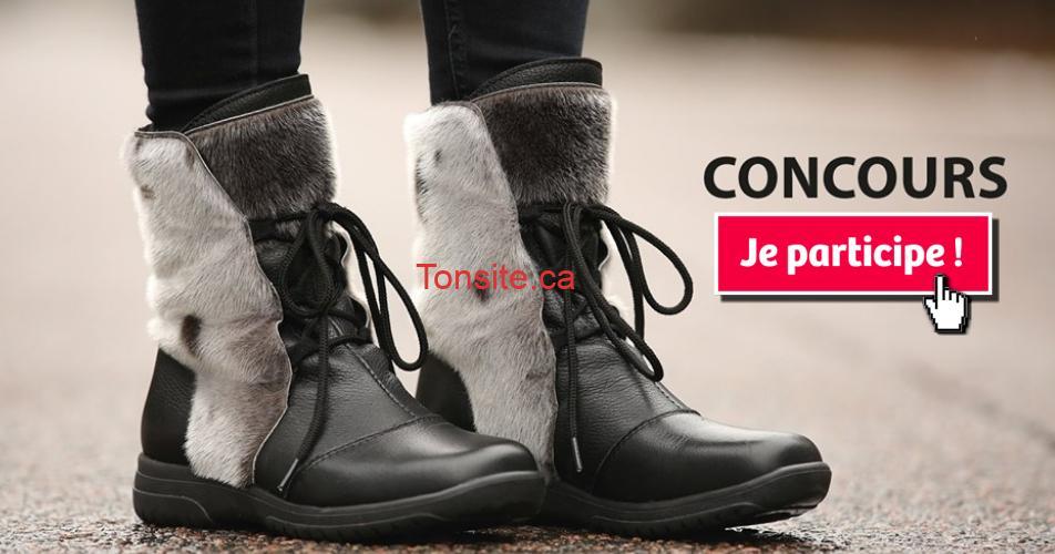 bottes concours - Gagner votre nouvelle paire de bottes Patty!