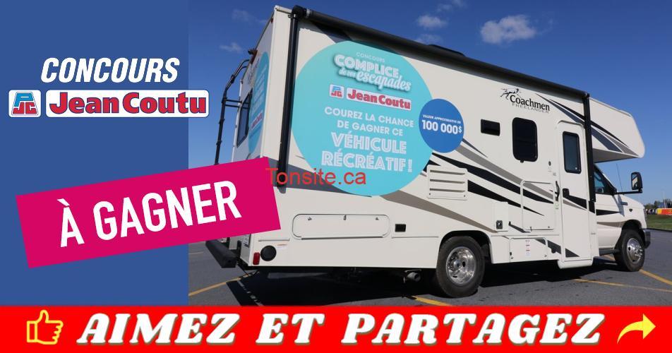 jean coutu concours vehicule - Concours Jean Coutu: Gagnez un Forest River Freelander 2019 de 24 pieds, d'une valeur de 100 000 $