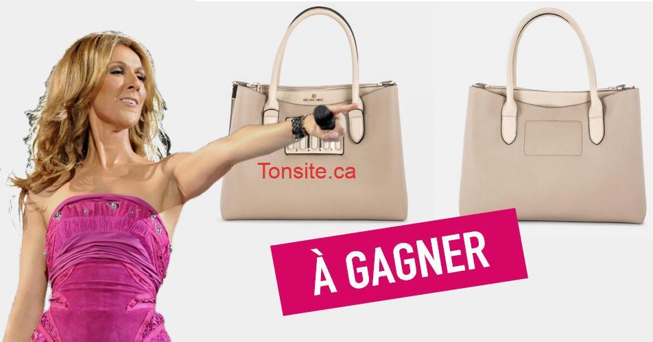 celine dion sac - Gagnez ce sublime sac Interval de la collection Céline Dion