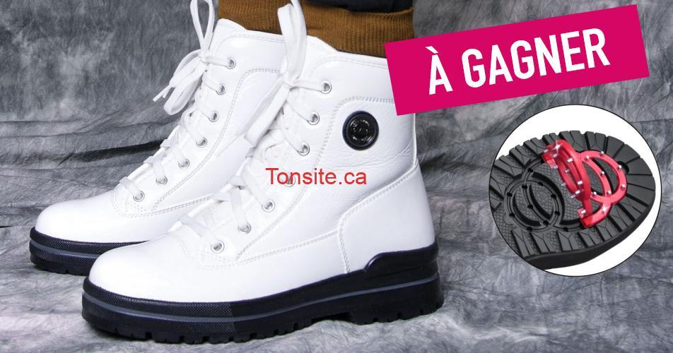 olang concours3 - Gagnez une paire de bottes OLANG de votre choix!