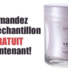 seah echantillon 240x240 - Obtenez un échantillon gratuit de masque de crème de rose Schwarzkopf Seah Hairspa