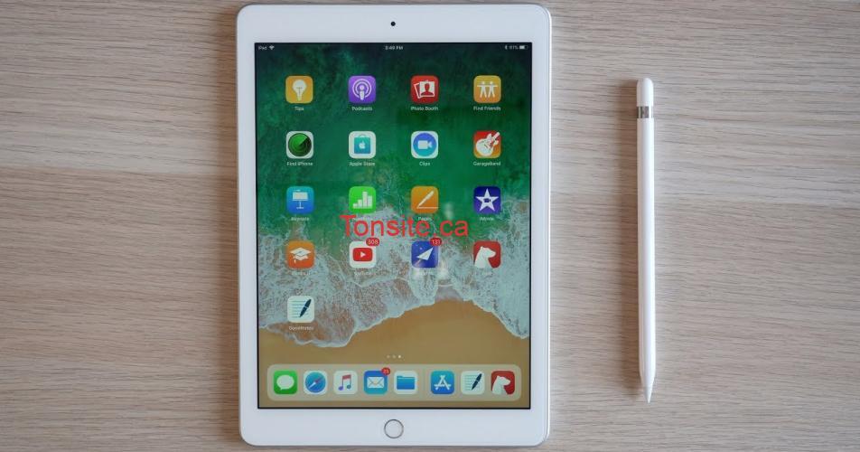 ipad 6 g - Gagnez un iPad d'Apple, 6ème génération, Wi-fi 32GB d'une valeur de 330$
