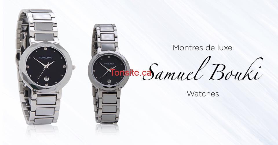 montre l - Gagnez ce duo de montre d'une valeur de 800$