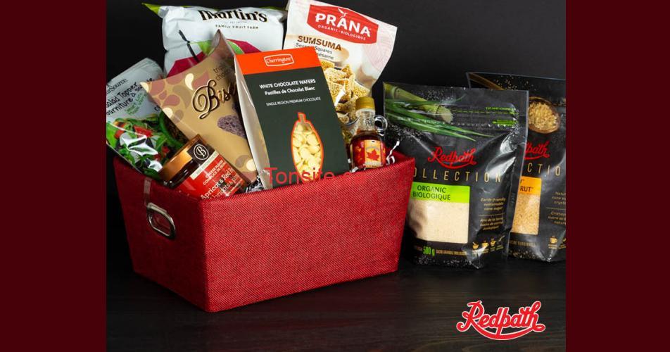 redpath concours1 - Gagnez un panier-cadeau de délices sucrés du temps des fêtes et un ensemble bec surcré Redpath