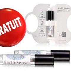 sixth sense gratuit 240x240 - Obtenez un échantillon gratuit du nouveau parfum Sixth Sense Pheromone