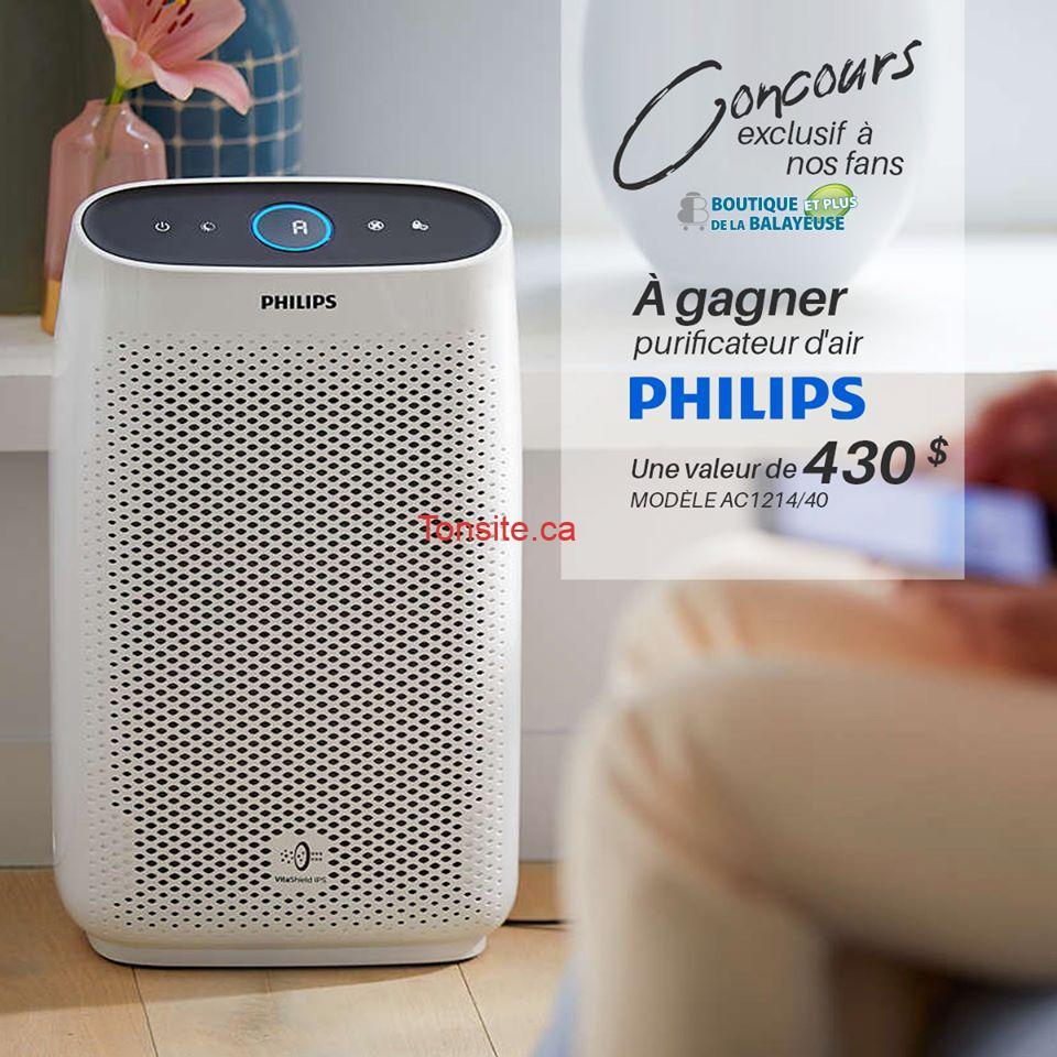 81636346 2588760687868352 2749847915001282560 o - Gagnez un purificateur d'air Philips (valeur de 430$)