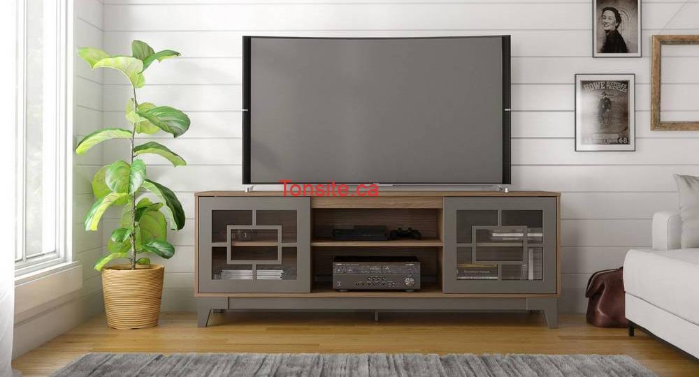 Nexera concours - Gagnez un magnifique meuble TV Nexera d'une valeur de 500$ ( fabriqué au Québec)