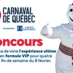 carnaval qc concours 240x240 - Gagnez une expérience ultime du Carnaval de Québec en formule VIP pour 4 personnes
