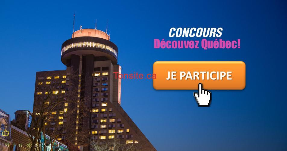 concorde concours - Participez gratuitement aux nombreuses activités du Carnaval de Québec tout en séjournant à l'hôtel le Concorde