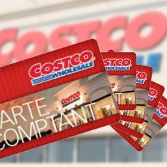 costco carte comptant 240x240 - 5 cartes comptant Costco de 100$ à gagner!