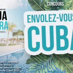 cuba radiox 240x240 - Gagnez un voyage pour 2 personnes en occupation double au Iberistar Selection Holguin à Cuba
