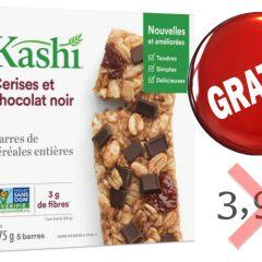 kashi gratuit 399 240x240 - Obtenez une boîte de barres de grains entiers Kashi GRATUITEMENT!